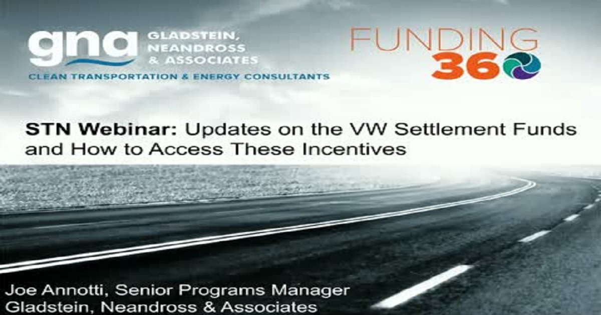 VW Emissions Funding Opportunities for School Bus Deployments
