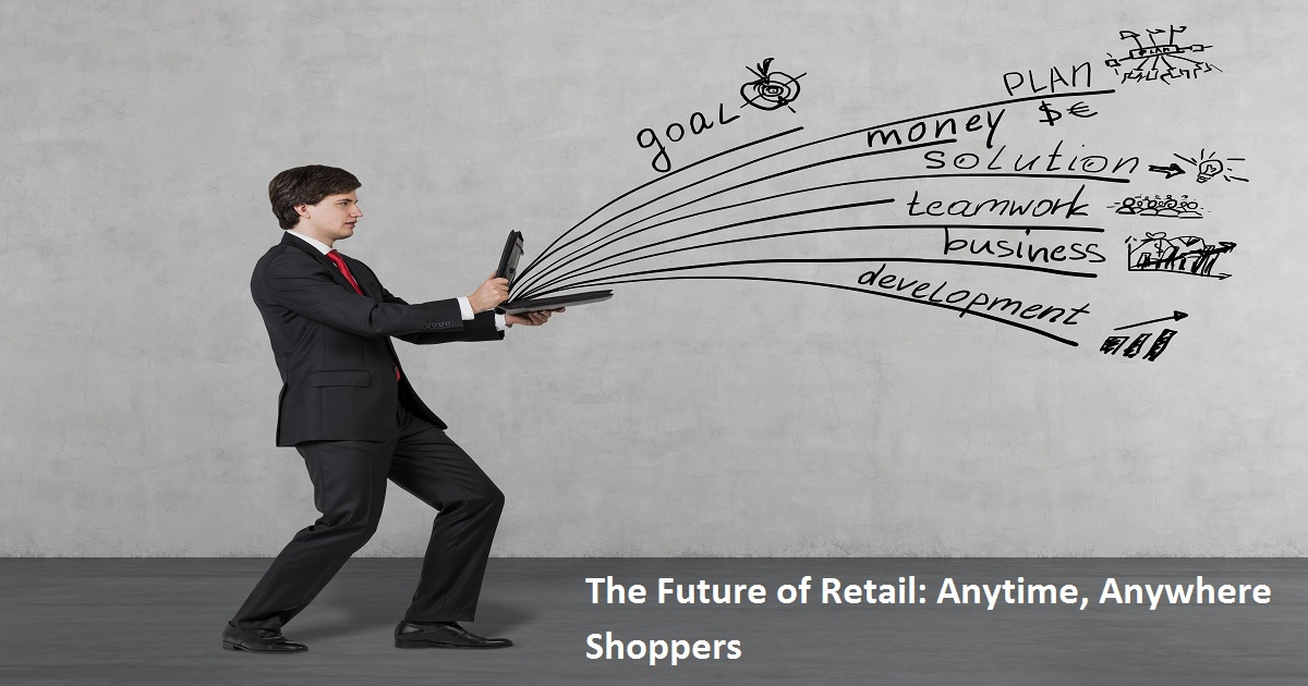 The Future of Retail: Anytime, Anywhere Shoppers
