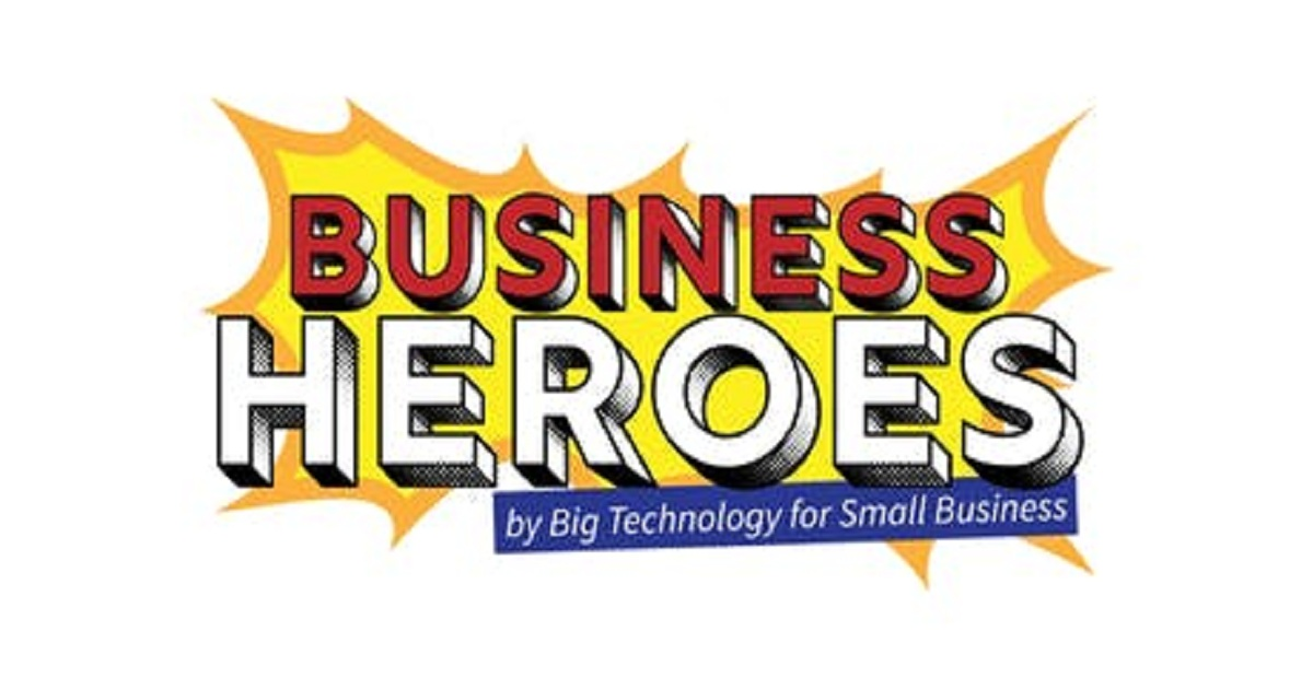 Business Heroes: Where every small business owner is a hero