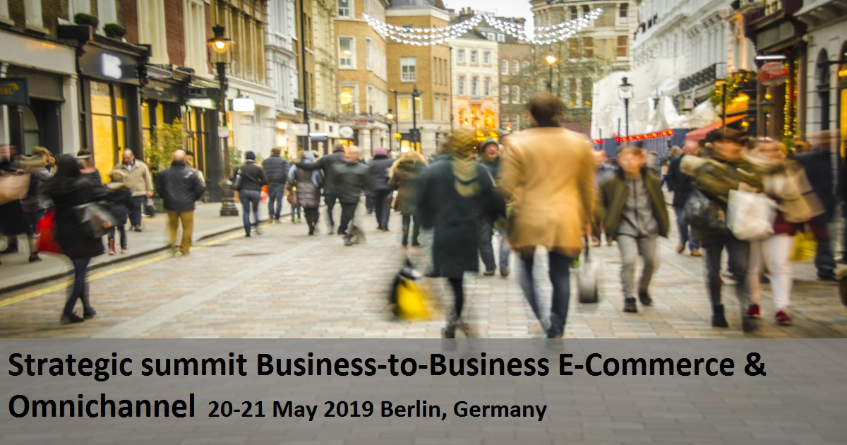 Strategic summit Business-to-Business E-Commerce & Omnichannel