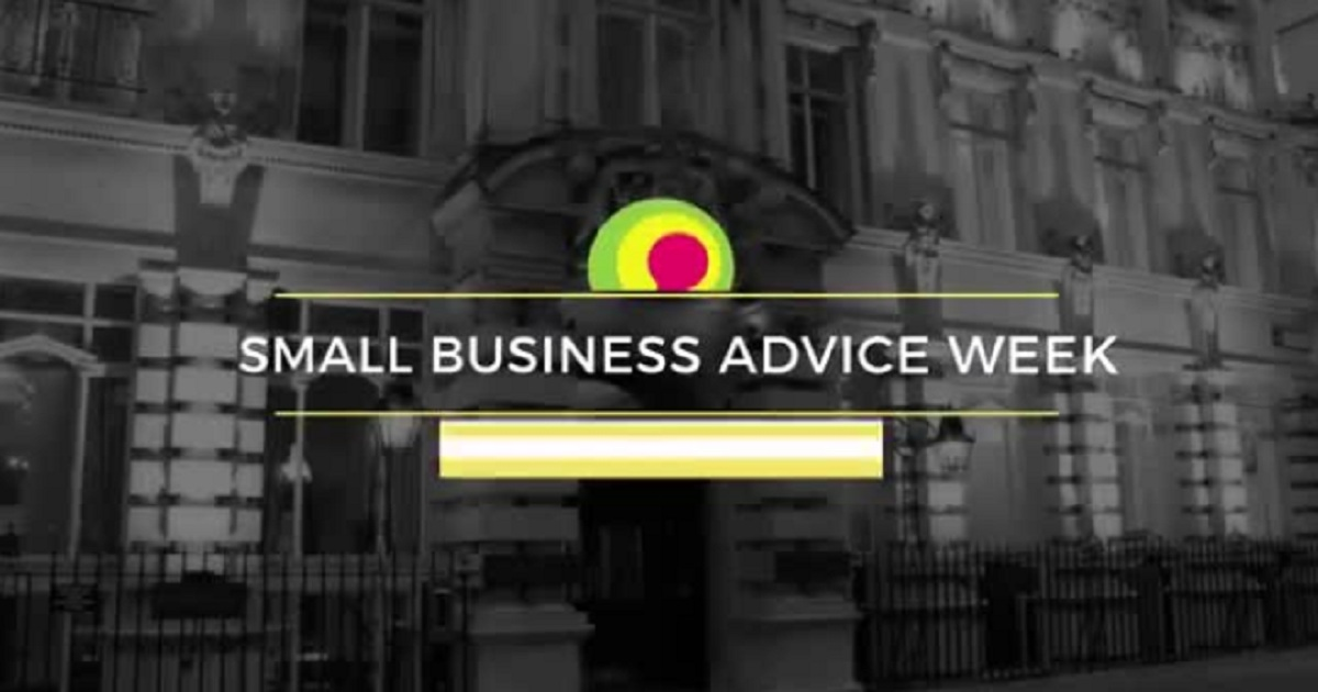 Small Business Advice Week Event 2017