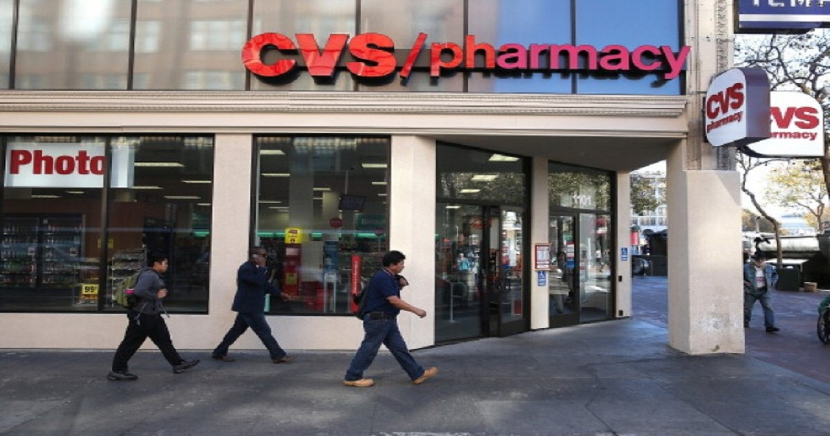CVS EXPANDS SAME-DAY PRESCRIPTION DELIVERY NATIONWIDE