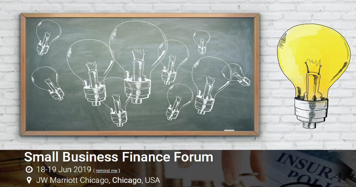 Small Business Finance Forum