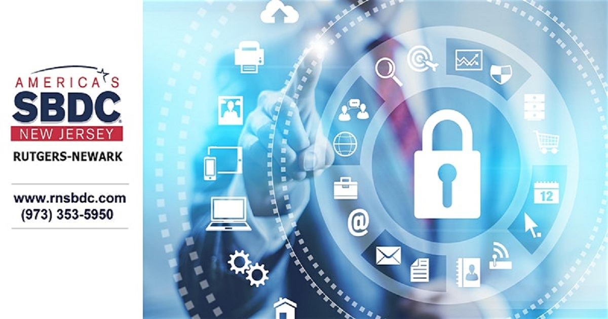 RNSBDC Cybersecurity for Small Businesses Webinar