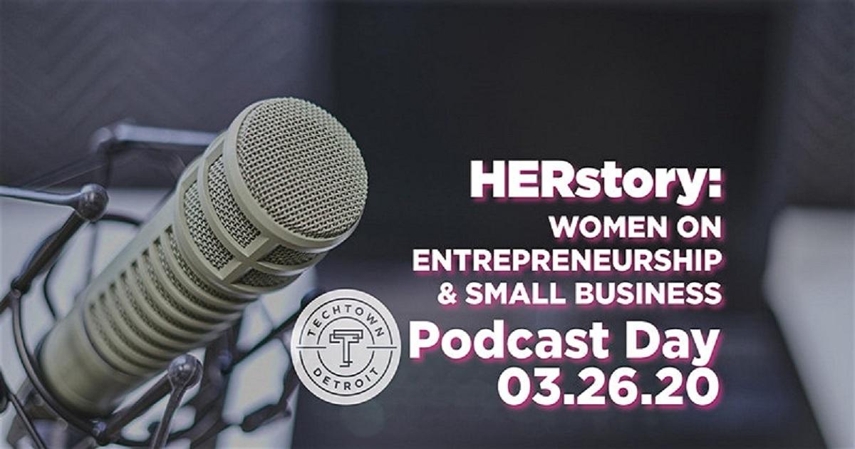 Women on Entrepreneurship & Small Business Podcast Day   Vol. 3