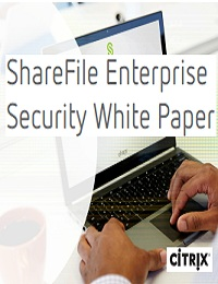 ShareFile Enterprise Security White Paper