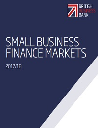Small business finance markets 2017/18