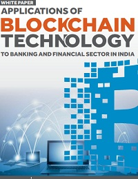 Applications of to banking and financial sector in india