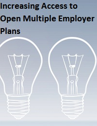 Increasing Access to Open Multiple Employer Plans