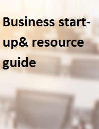 Business start-up& resource guide