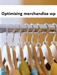 Optimizing merchandise wp