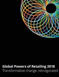 Global Powers of Retailing 2018