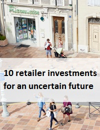 10 retailer investments for an uncertain future