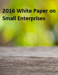 2016 White Paper on Small Enterprises in Japan