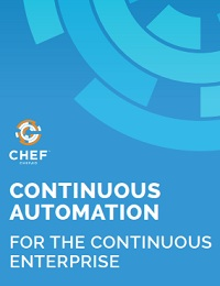 Continuous automation for the continuous enterprise