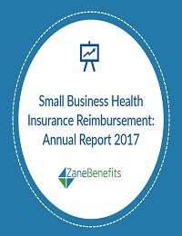 Small Business Health Insurance Reimbursement: Annual Report 2017