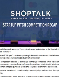 Microsoft Word - Shoptalk 2019 Startup Pitch Competition Recap