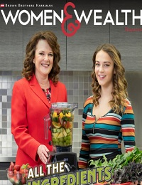 Women wealth magazine spring issue 2019