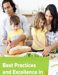 Best Practices and Excellence in National Family Meals Month™ Programming