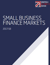 Small business finance markets