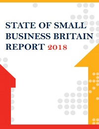 State of small business britain report 2018