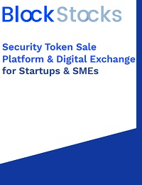 Security Token Sale Platform & Digital Exchange for Startups & SMEs