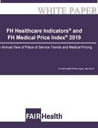 FH Healthcare Indicators and FH Medical Price Index 2019