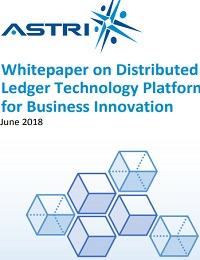 Whitepaper on Distributed 4 Ledger Technology Platform 5 for Business Innovation