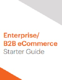 Community Insights Enterprise B2B eCommerce Starter Guide