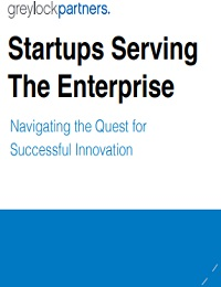 Startups Serving The Enterprise