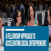 A FELLOWSHIP APPROACH TO ACCELERATING SOCIAL ENTREPRENEURS