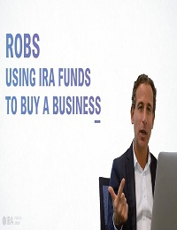 PEOPLE MAKE WHEN A FUNDING A BUSINESS WITH ROBS