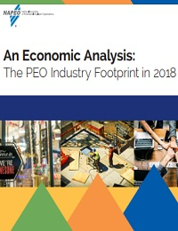 An Economic Analysis: The PEO Industry Footprint in 2018