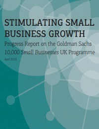 Stimulating small business growth