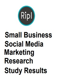 Small Business Social Media Marketing Research Study Results