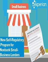 New self-regulatory program for non-bank small business lenders