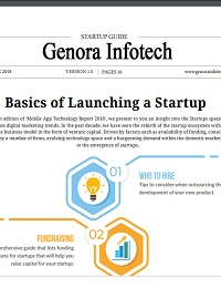 Basics of Launching a Startup