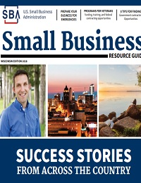 U.S. Small Business Administration Small Business Resource Guide Wisconsin Edition 2018