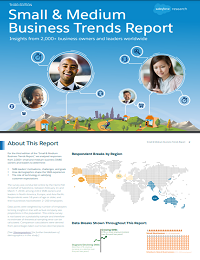 Small and Medium Business Trends Report
