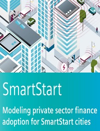 Modeling private sector finance adoption for SmartStart cities