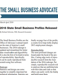 The small business advocate