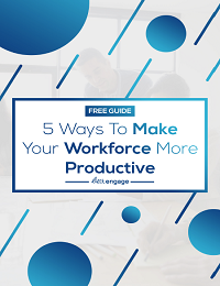 5 Ways to make your workforce more productive