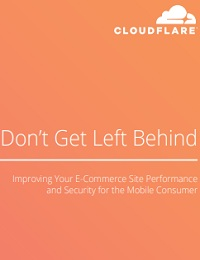 Cloudflare whitepaper ecommerce mobile
