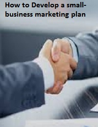 HOW TO DEVELOP A SMALL-BUSINESS MARKETING PLAN