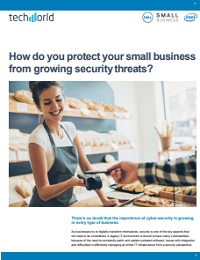 How do you protect your small business from growing securitythreats?