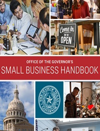 OFFICE OF THE GOVERNOR'S SMALL BUSINESS HANDBOOK