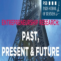 ENTREPRENEURSHIP RESEARCH: PAST, PRESENT & FUTURE