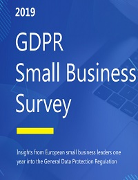 2019 GDPR Small Business Survey
