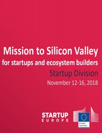 Mission to Silicon Valley for startups and ecosystem builders