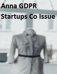 Anna GDPR Startups Co Issue